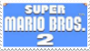 Super Mario Bros 2 Stamp by laprasking