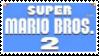 Super Mario Bros 2 Stamp by laprasking