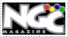 NGC Magazine Stamp by laprasking