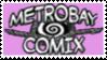 Metrobay.com Stamp by laprasking