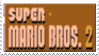 Super Mario Bros 2 The Lost Levels Stamp by laprasking