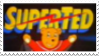 Superted Stamp by laprasking
