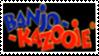 Banjo Kazooie Stamp by laprasking