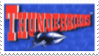 Thunderbirds Stamp by laprasking