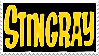 Stingray Stamp by laprasking