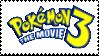 Pokemon 3 the movie Stamp by laprasking