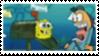 HI MAILMAN Stamp by laprasking