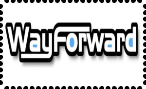 WayForward Stamp by laprasking