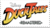 Ducktales Remastered Stamp by laprasking