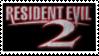 Resident Evil 2 Stamp by laprasking