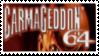 Carmageddon 64 Stamp by laprasking