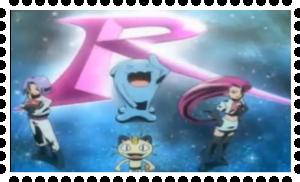 Team Rocket Kalos Stamp by laprasking