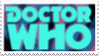 Doctor Who Classic Stamp 3 by laprasking