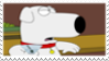 Brian Griffin Stamp by laprasking