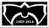 R.I.P Ultimate Warrior Stamp by laprasking