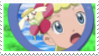 Bonnie + Flabebe Stamp