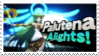 Lady Palutena Smash Bros Stamp by laprasking