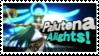 Lady Palutena Smash Bros Stamp by laprasking