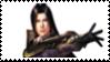 Mitsuhide Akechi Stamp by laprasking