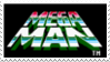 Mega Man Stamp by laprasking