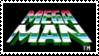 Mega Man Stamp by laprasking
