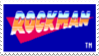Rockman Stamp by laprasking