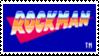 Rockman Stamp by laprasking