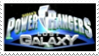 Power Rangers Lost Galaxy Stamp by laprasking