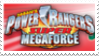 Power Rangers Super Megaforce Stamp by laprasking