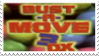 Bust-a-Move 3 DX Stamp by laprasking