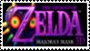 Legend of Zelda Majora's Mask 3D Stamp by laprasking