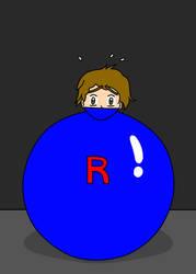 Nursetroutt Ball Bound by laprasking