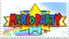 Mario Party Stamp by laprasking