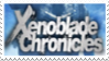 Xenoblade Chronicles Stamp by laprasking