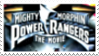 Mighty Morphin Power Rangers the Movie Stamp by laprasking