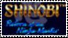Shinobi III Stamp by laprasking