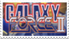 Galaxy Force II Stamp by laprasking
