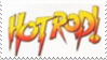 HotRod Stamp by laprasking