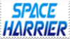 Space Harrier Stamp by laprasking