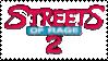 Streets of Rage 2 Stamp by laprasking