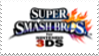 Super Smash Bros for 3DS Stamp by laprasking