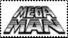 MegaMan in Dr. Wily's Revenge Stamp by laprasking