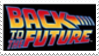 Back to the Future Stamp by laprasking