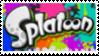Splatoon Stamp