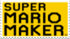 Super Mario Maker Stamp by laprasking