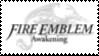 Fire Emblem Awakening Stamp by laprasking