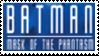 Batman Mask of the Phantasm Stamp by laprasking