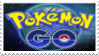 Pokemon Go Stamp by laprasking