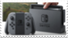 Nintendo Switch Stamp by laprasking