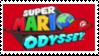 Super Mario Odyssey Stamp